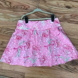 Girl's Lily Pulitzer Skirt
